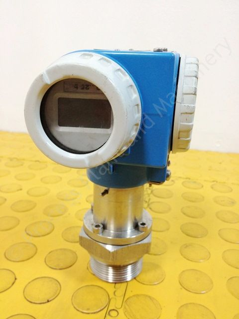 endress hauser pressure transmitter manual